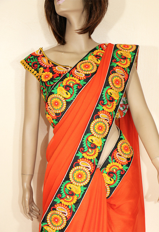 Kutch Dreamz Ready To Wear Saree Blouses