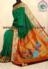 PAITHANI SEMI SILK SAREE
