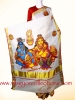 KRISHNALEELA-Hand painted kerala cotton saree