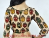 KALAMKARI BLOUSE- Long sleeve style